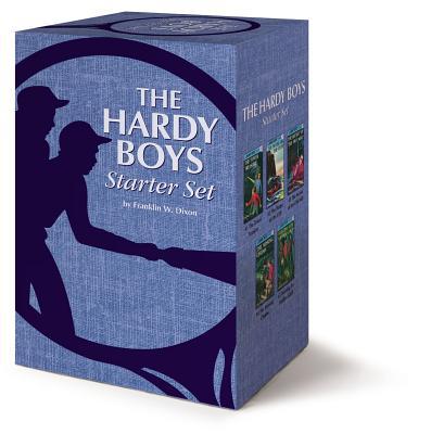 The Hardy Boys Starter Set By Dixon, Franklin W.