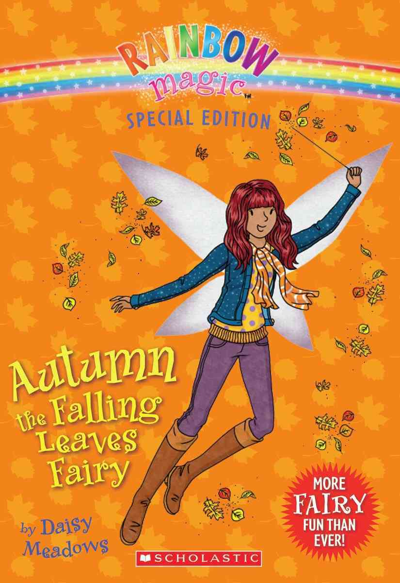 Autumn the Falling Leaves Fairy By Meadows, Daisy